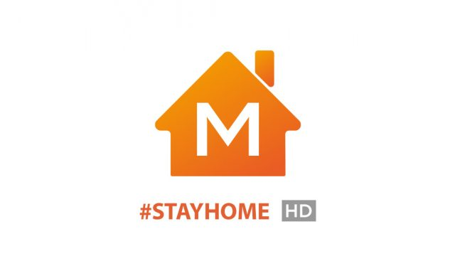 [М]#stayhome HD