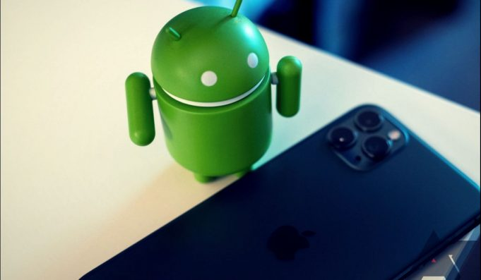 Android на iPhone