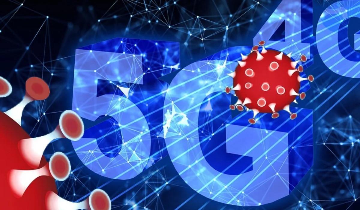 4G/5G coronavirus / 4G/5G коронавирус