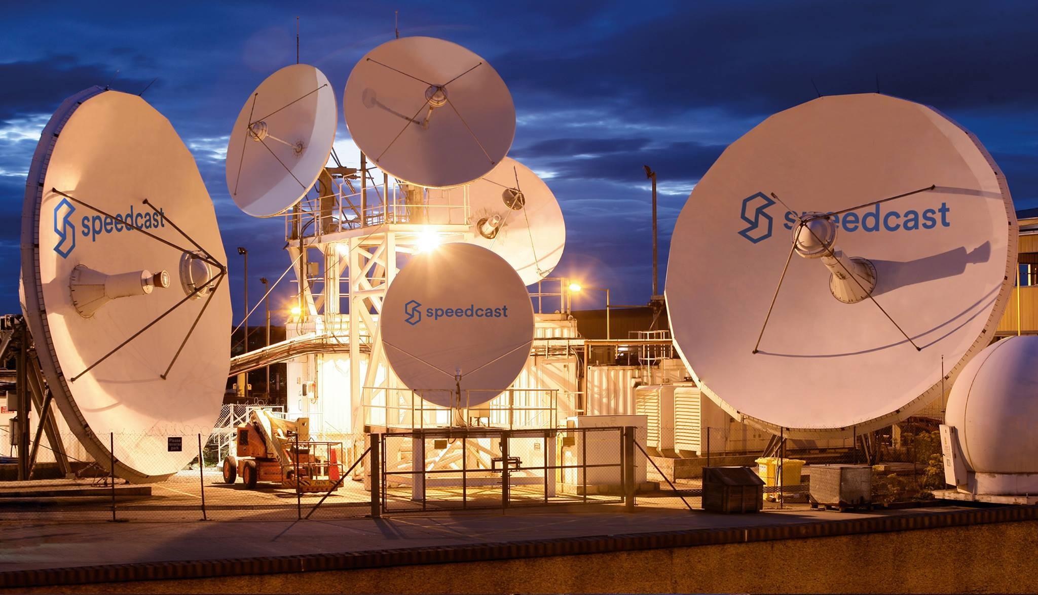Speedcast International Limited (ASX: SDA)