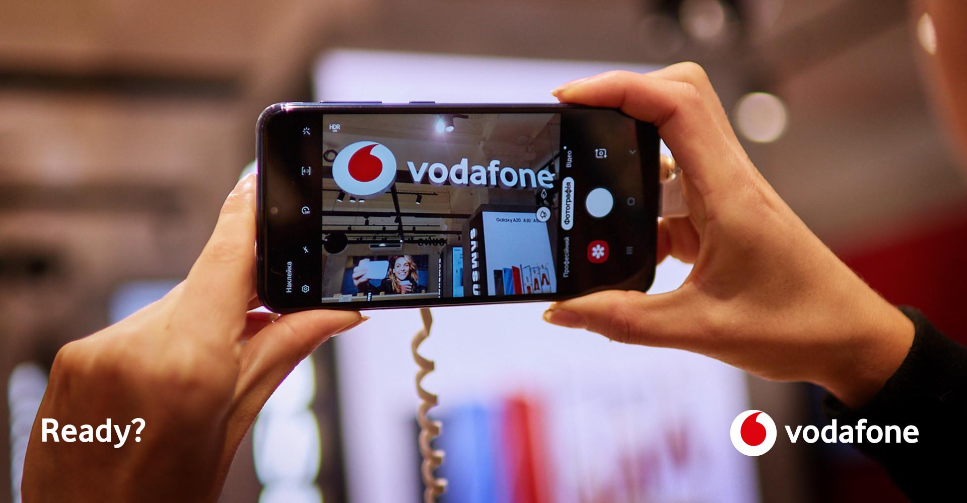 Vodafone shops