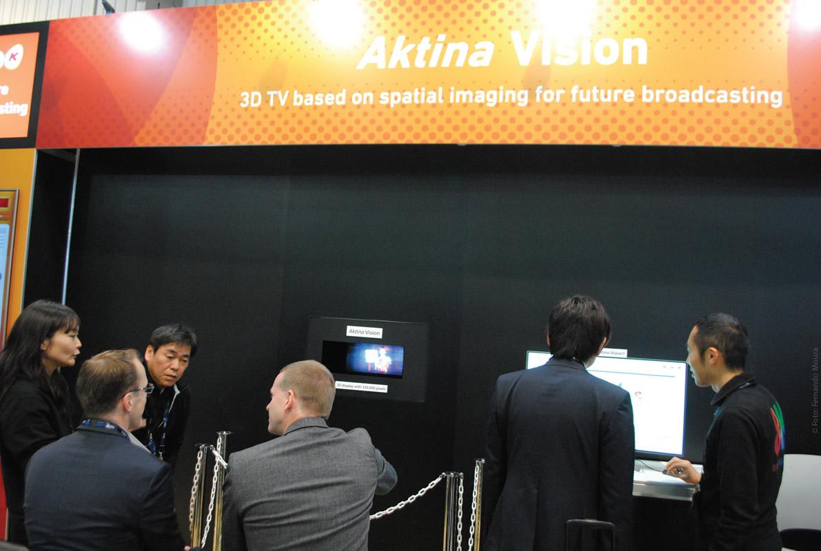 NHK Aktina Vision 3DTV