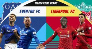 Мерсисайдское дерби / Merseyside derby