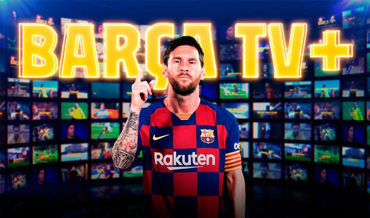 Barça TV+