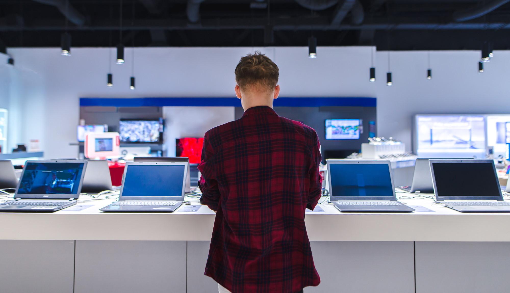 Выбор ноутбука / покупка ноутбука