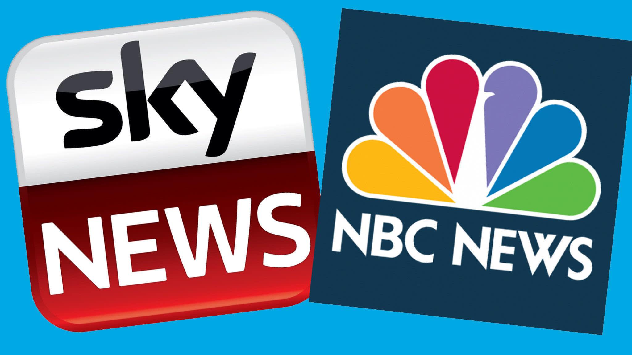 NBC News + Sky News
