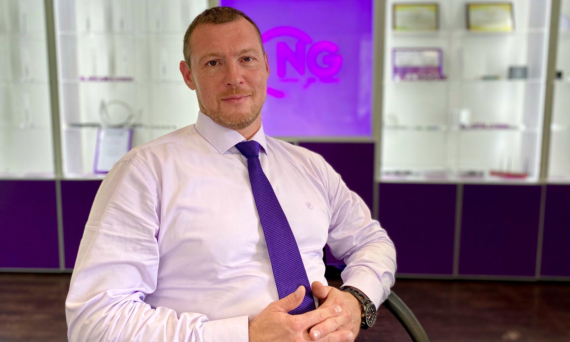 Николай Козак, генеральный директор группы компаний NG Group