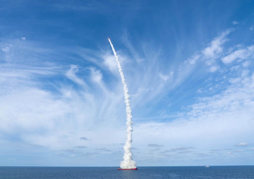 Запуск CZ-11