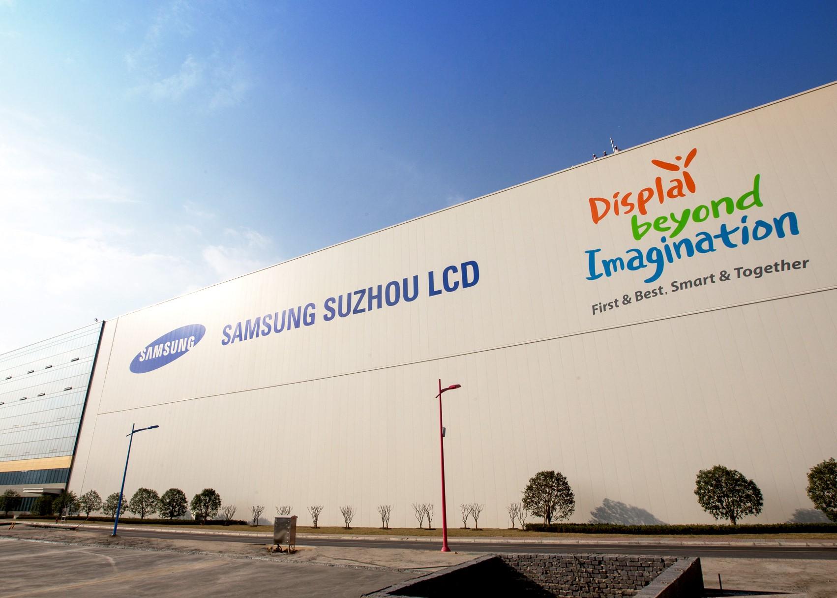 Samsung Display in China