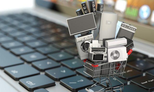 Покупка бытовой техники и электроники в интернете