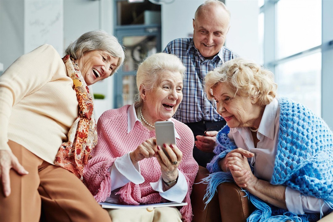 Интернет и звонки для родителей
