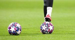 Мяч Лиги Чемпионов по футболу