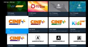 CINE+ на OLL.TV