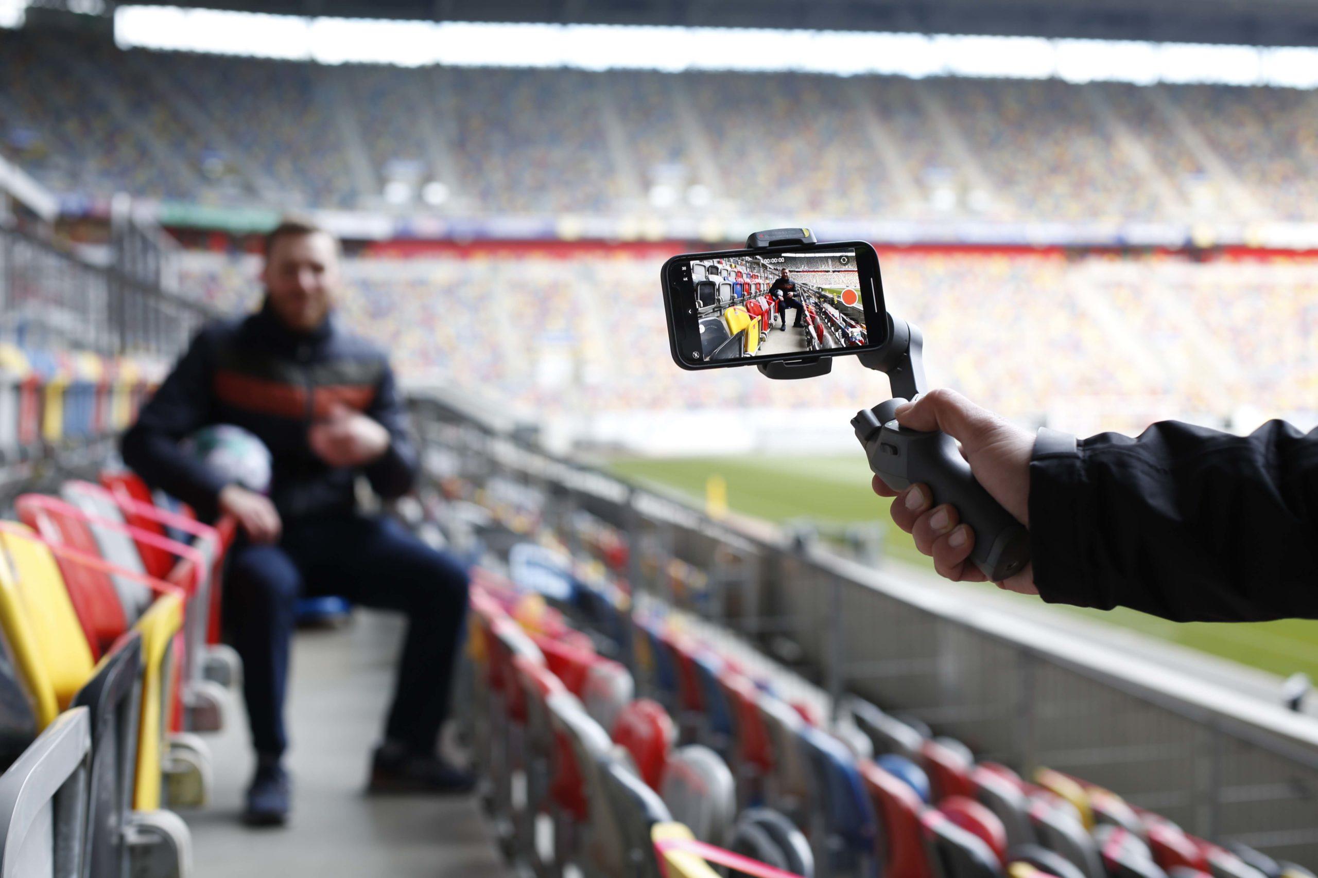 5G на матчах Бундеслиги 2