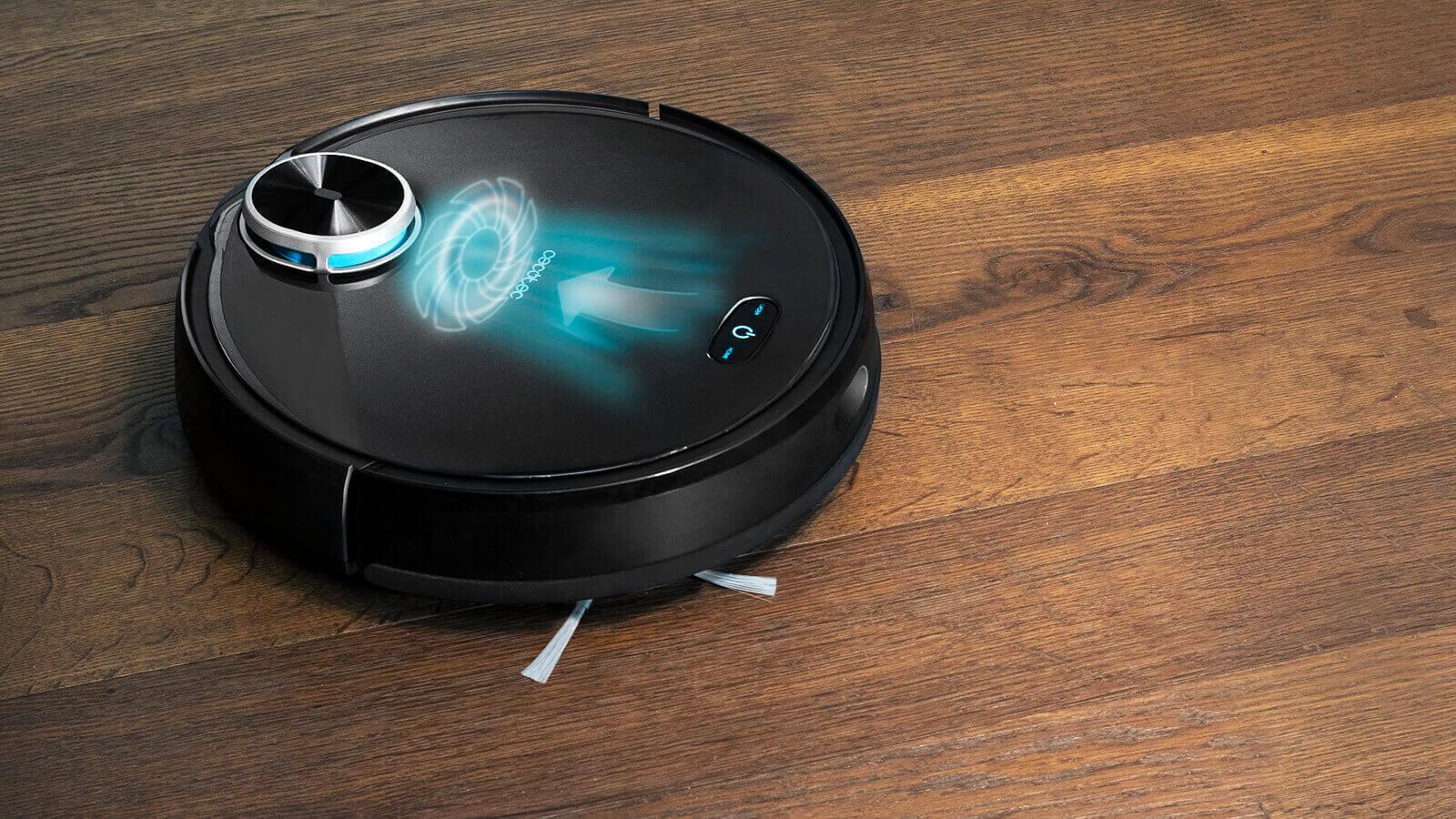 Робот-пылесос Cecotec