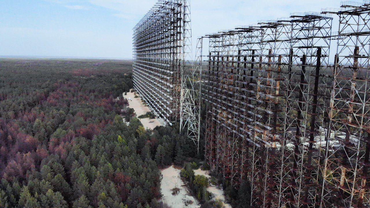 Чернобыль IoT Vodafone