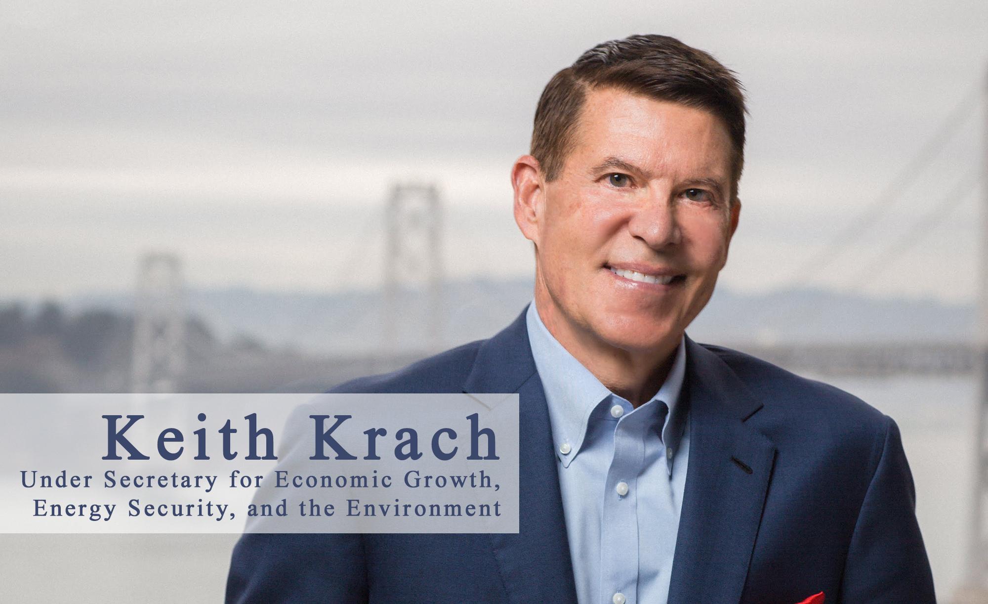 Кит Крах / Keith Krach