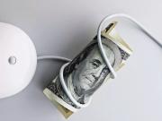 Деньги и мышка / интернет