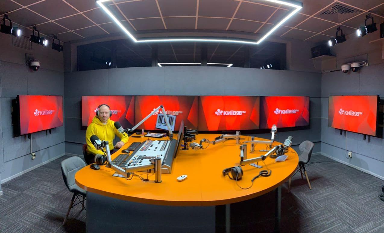 радио «Киев 98 ФМ»