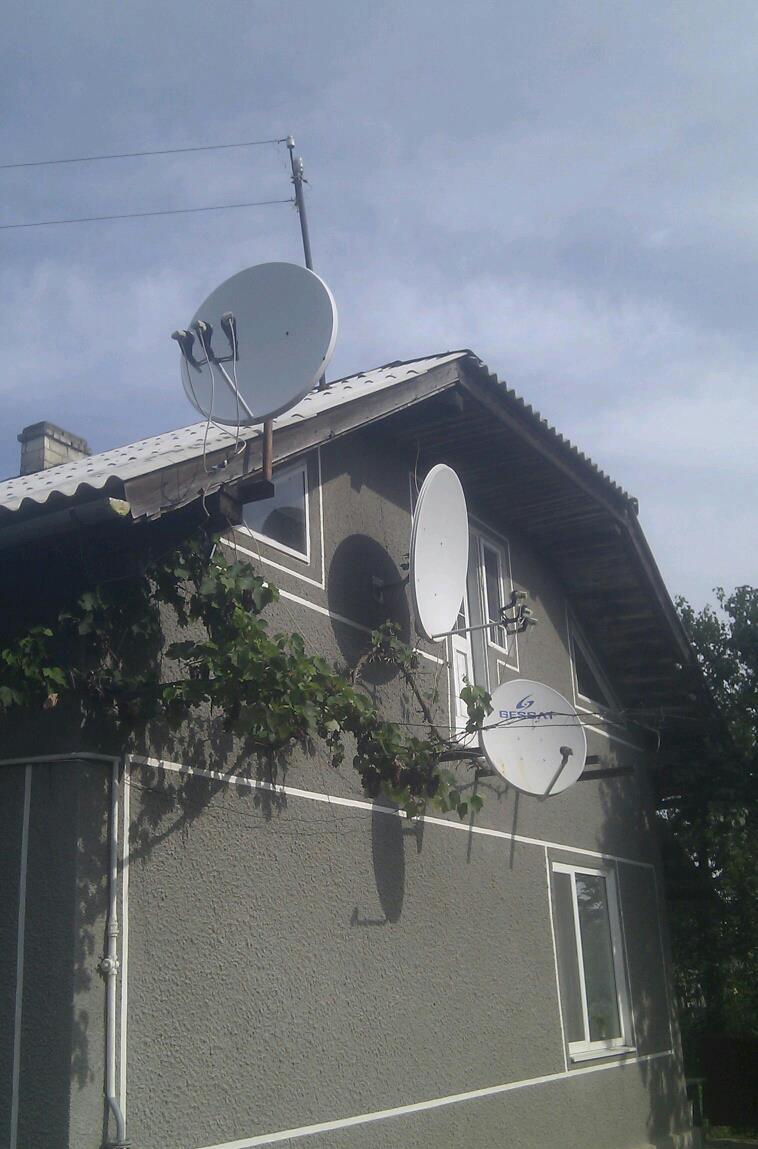 Володимир Мула - супутникові антени