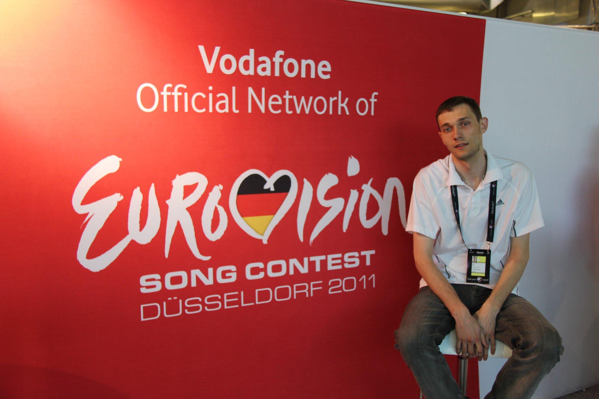 Володимир Мула - Євробачення 2011