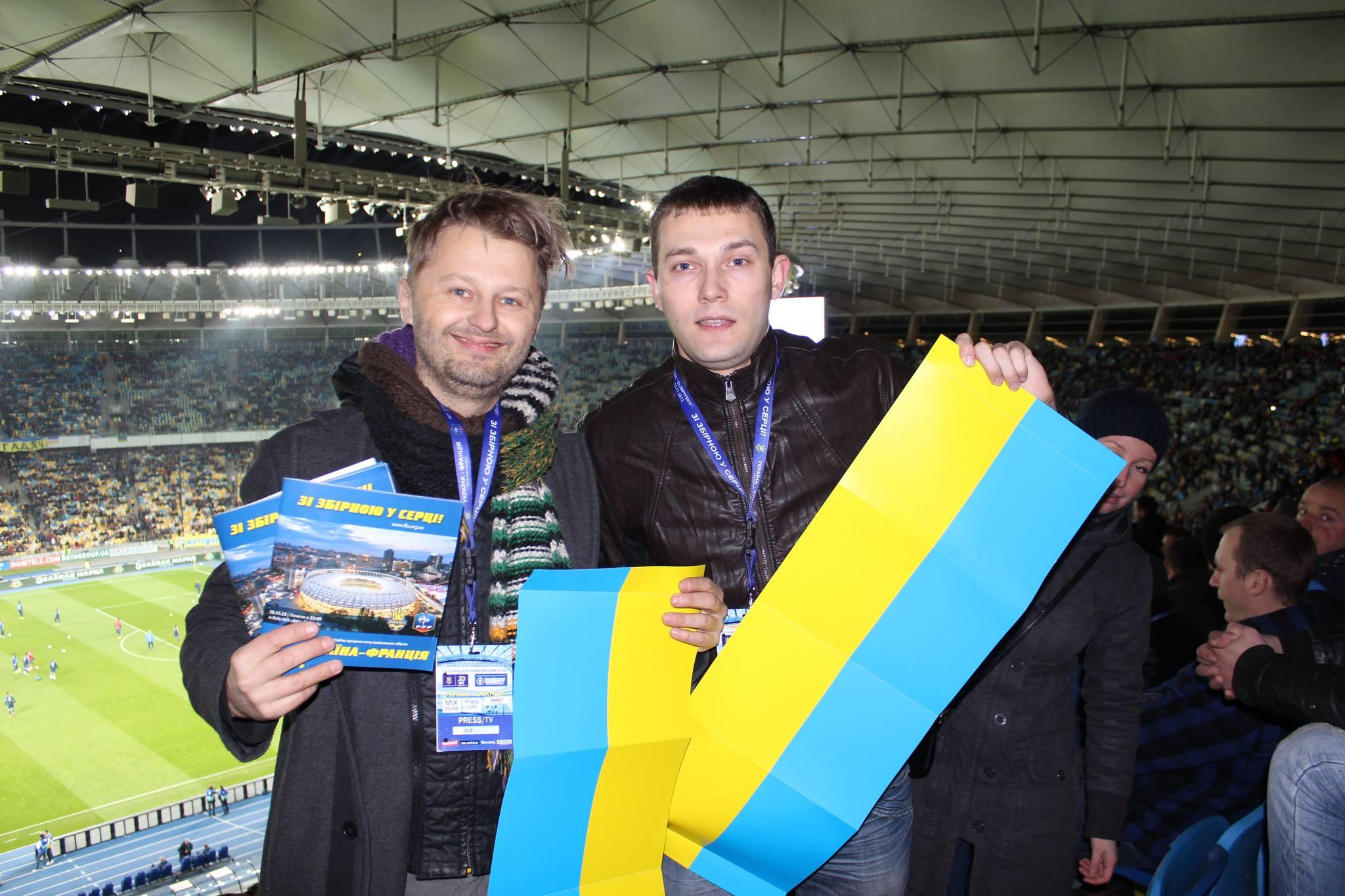 Володимир Мула та Микола Васильков