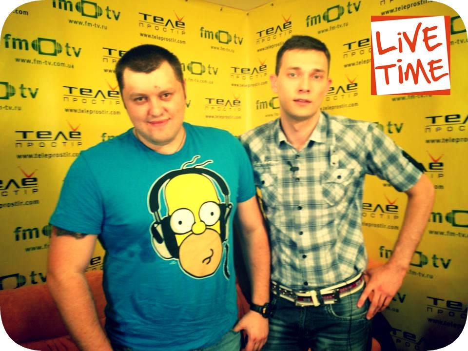 Володимир Мула - FMTV - LiveTime