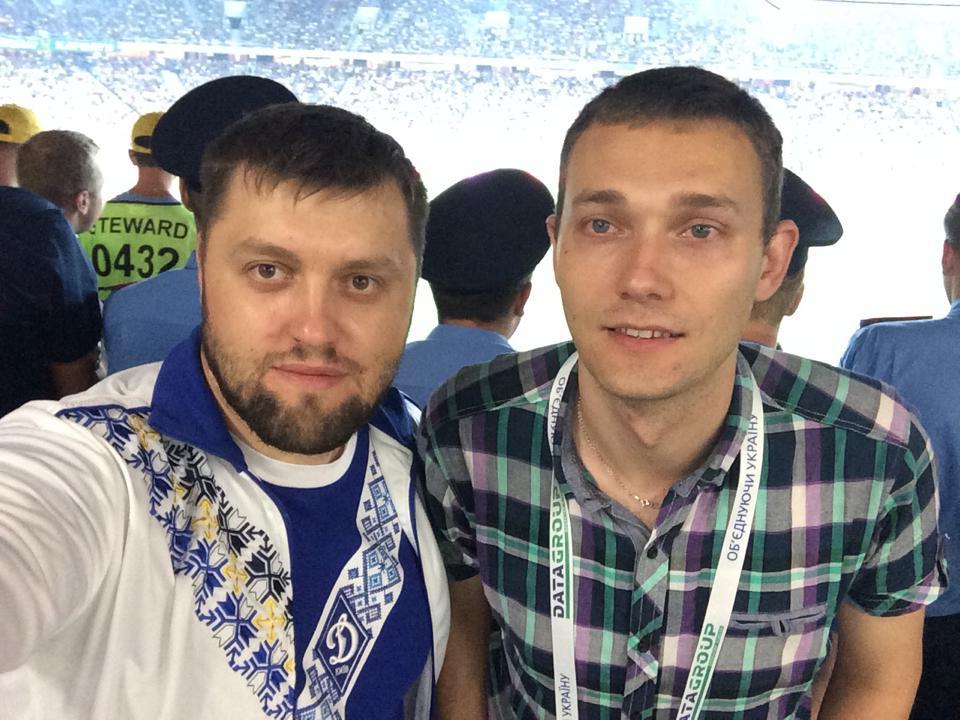 Володимир Мула - 2014 рік