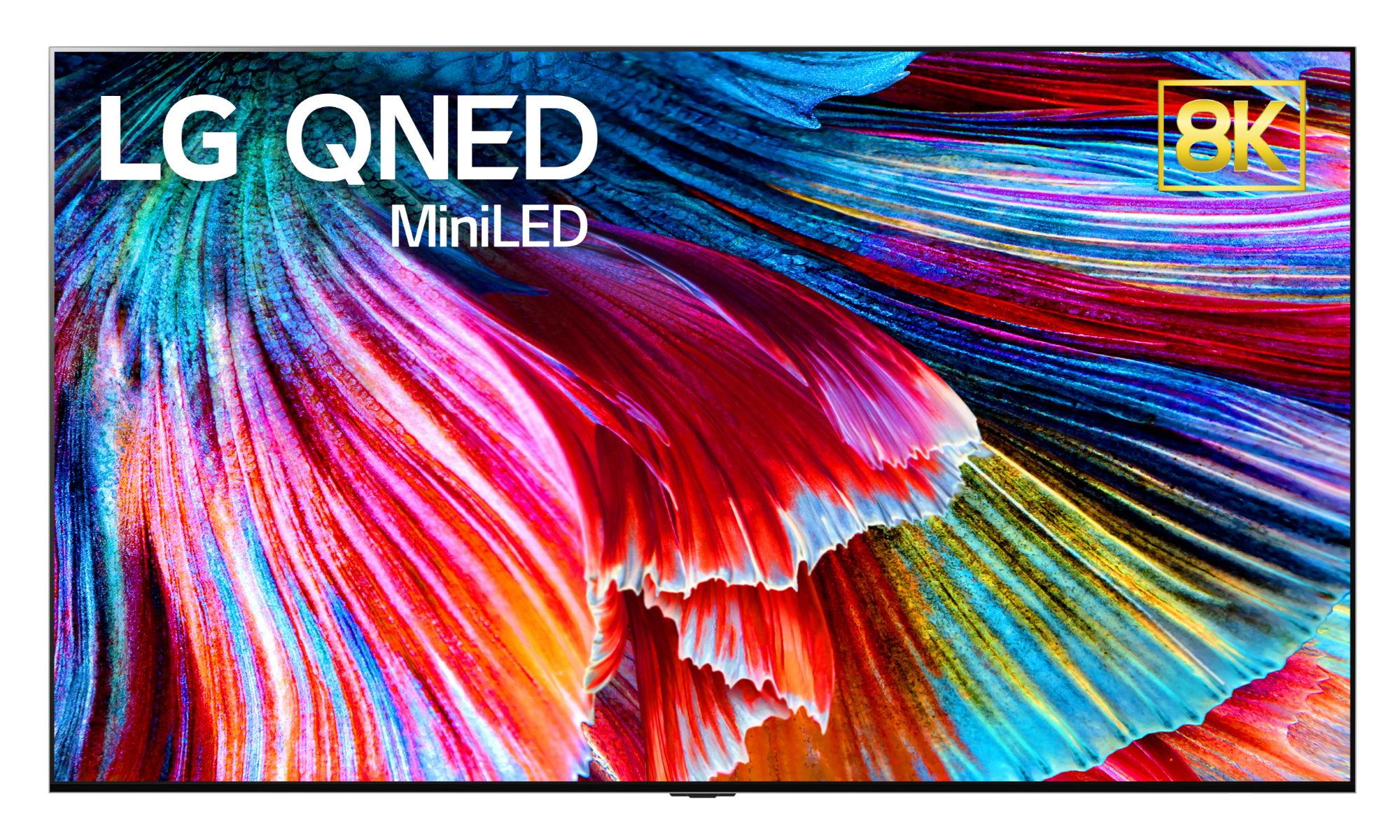 LG QNED Mini LED TV