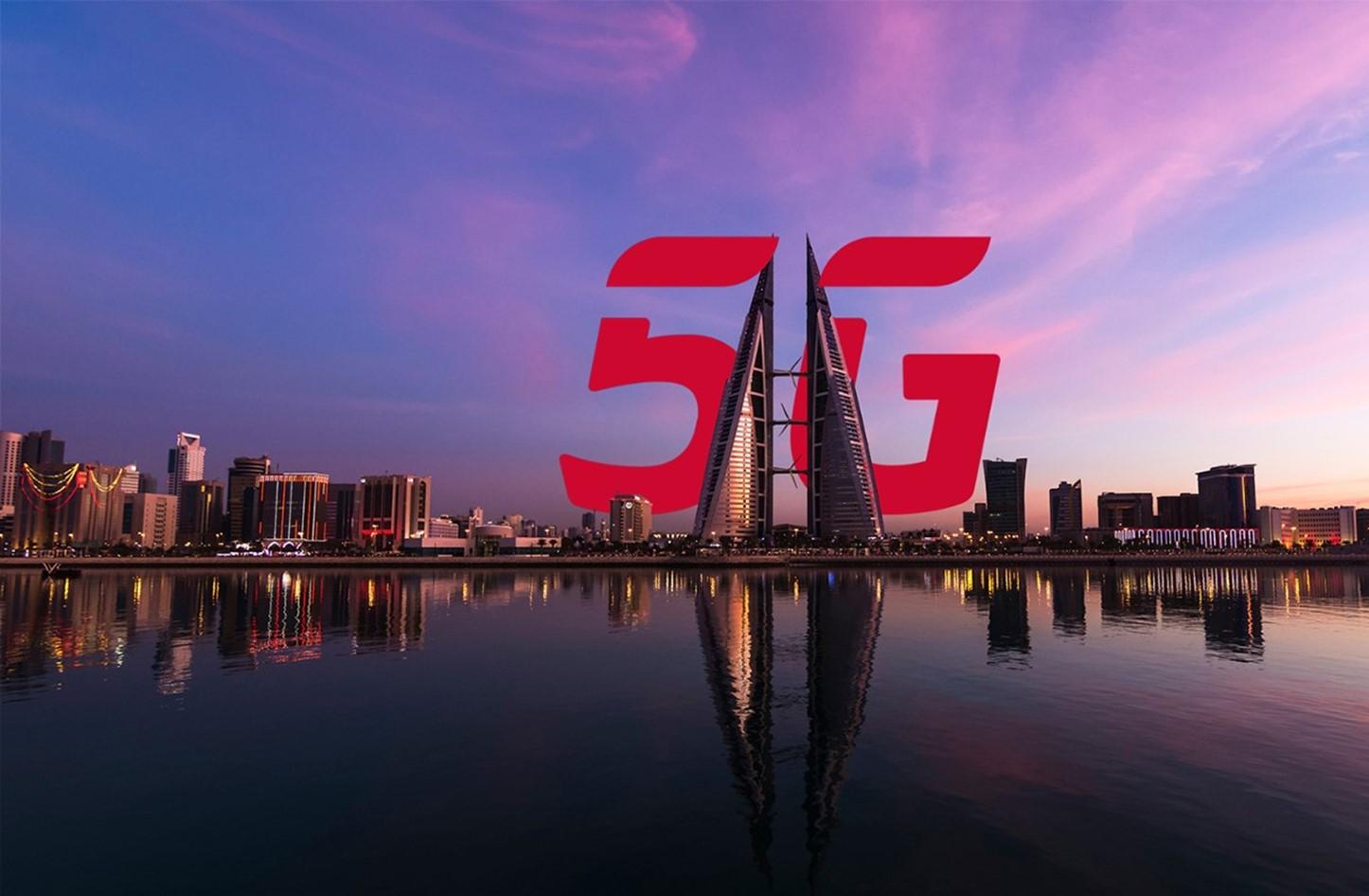 Bahrain 5G / Бахрейн 5G