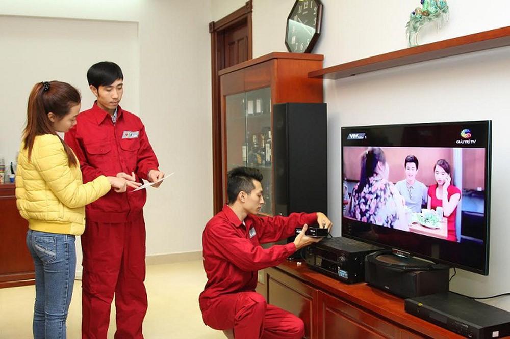 Цифровое ТВ Вьетнам