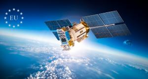Спутниковая система связи ЕС