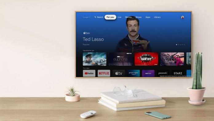 Apple TV на Chromecast