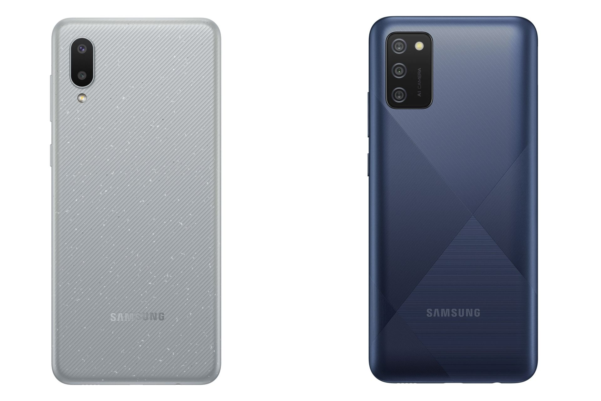 Galaxy A02 vs A02s