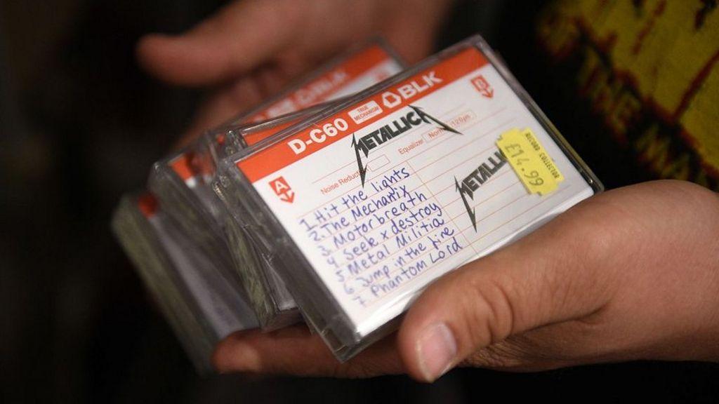 Компакт-кассета / Аудиокассета