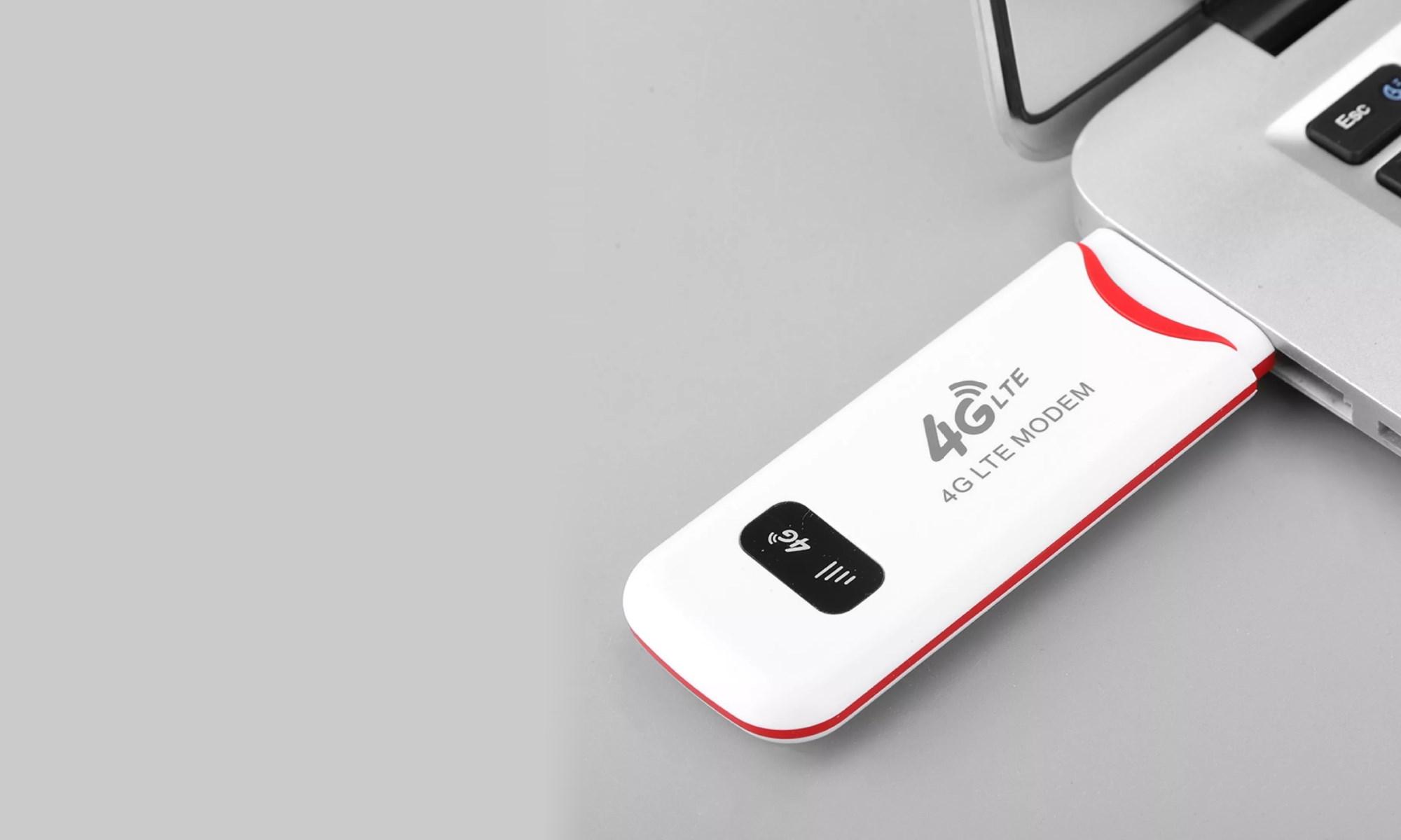 4G LTE USB модем