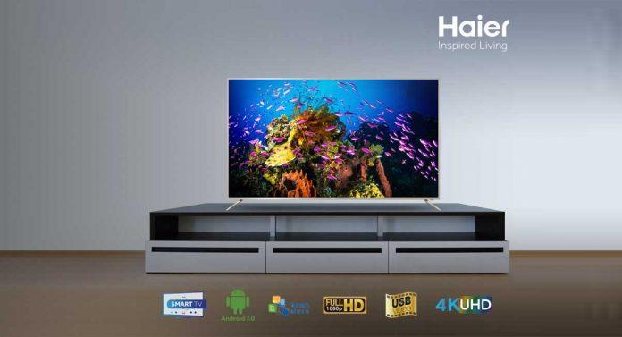 Haier Smart TV