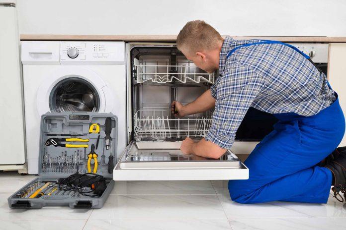 Ремонт посудомоечной машины / dishwasher repair