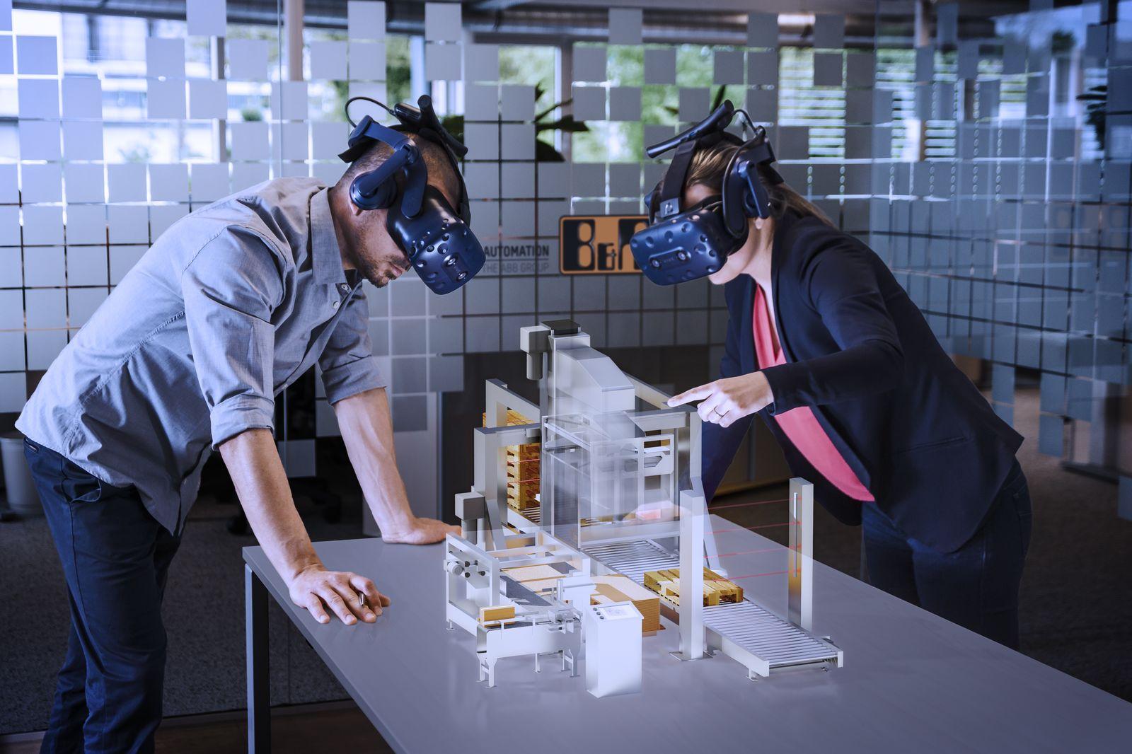 proptech: виртуальные туры и цифровые двойники