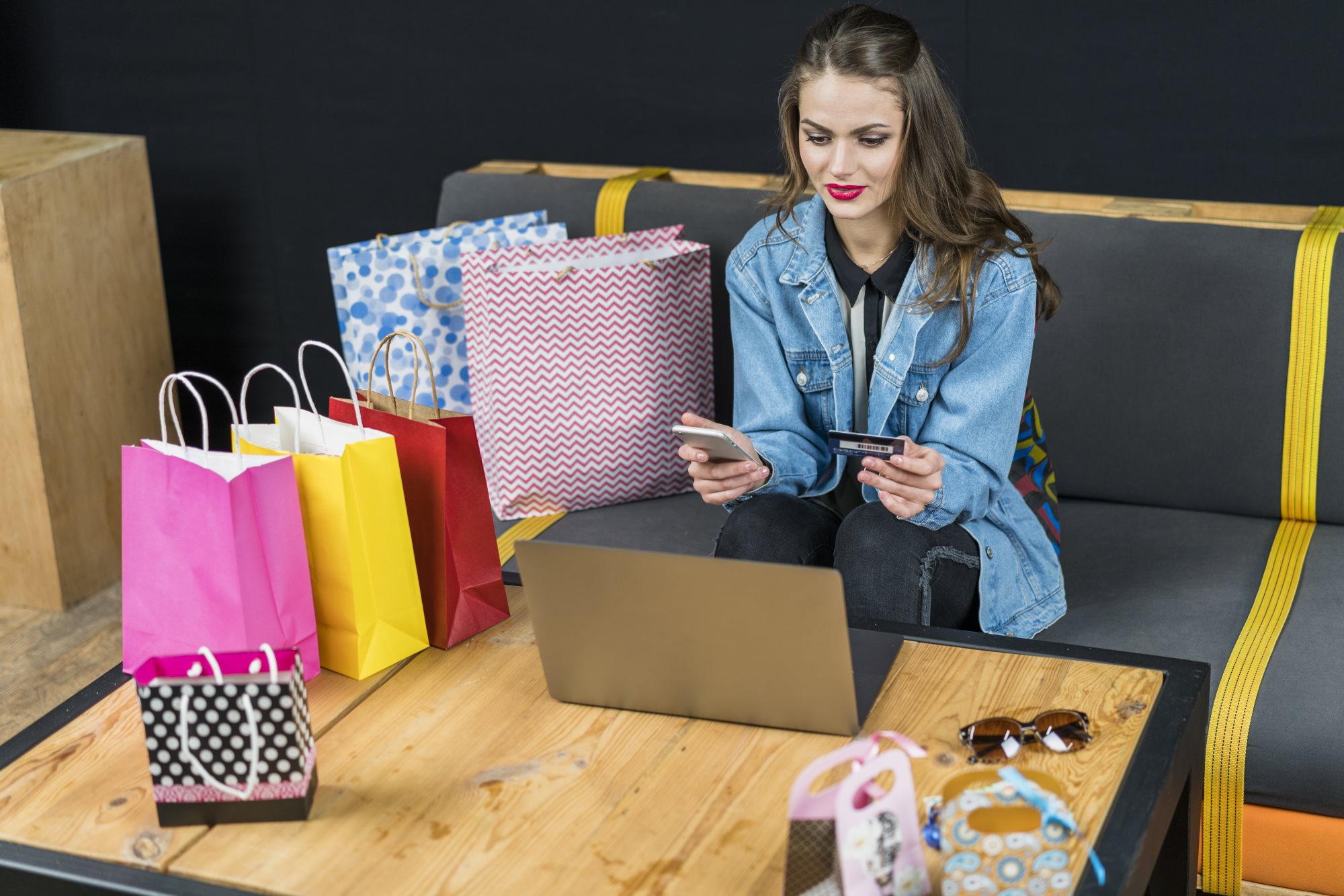 Покупки онлайн в интернет-магазине