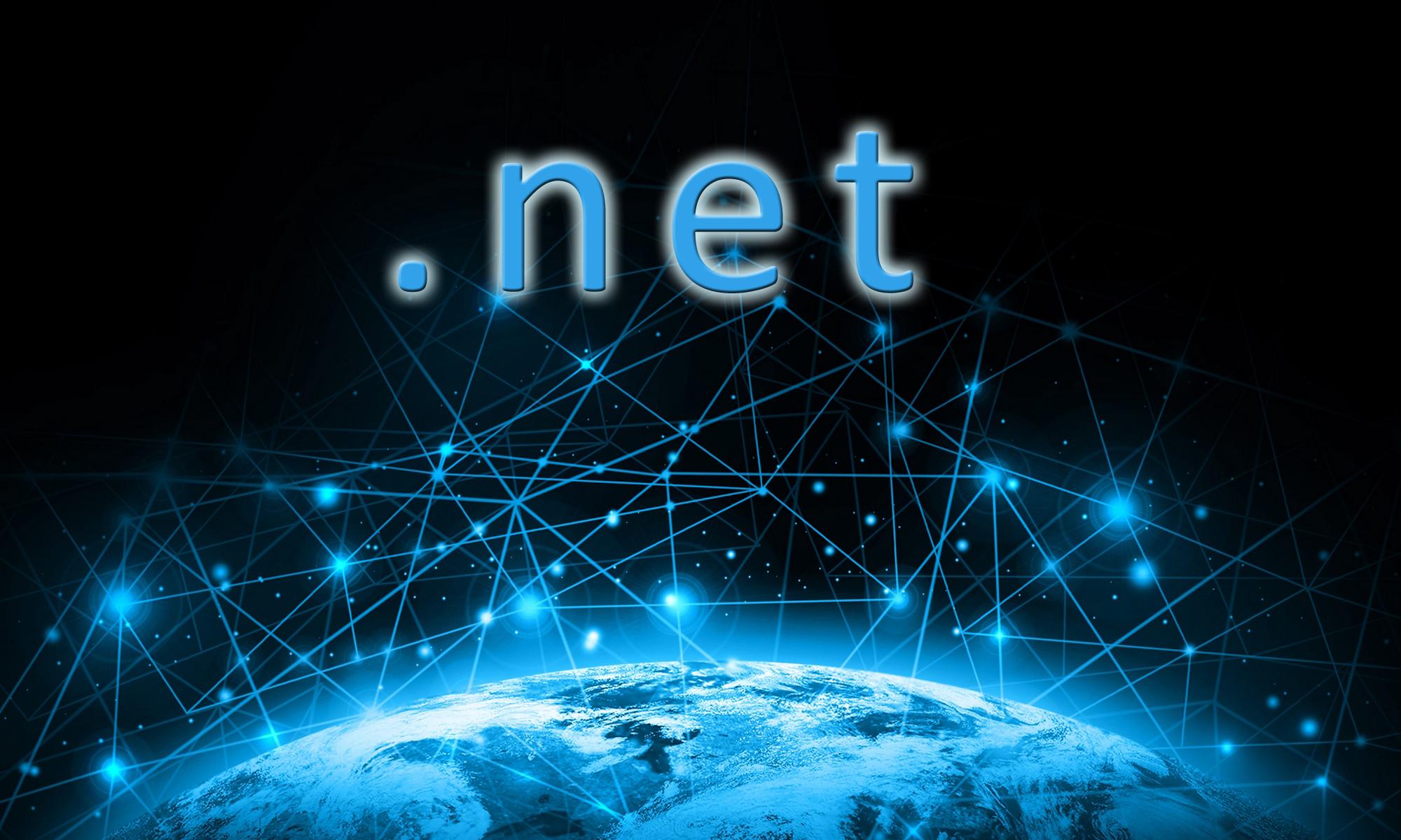 Доменная зона .net
