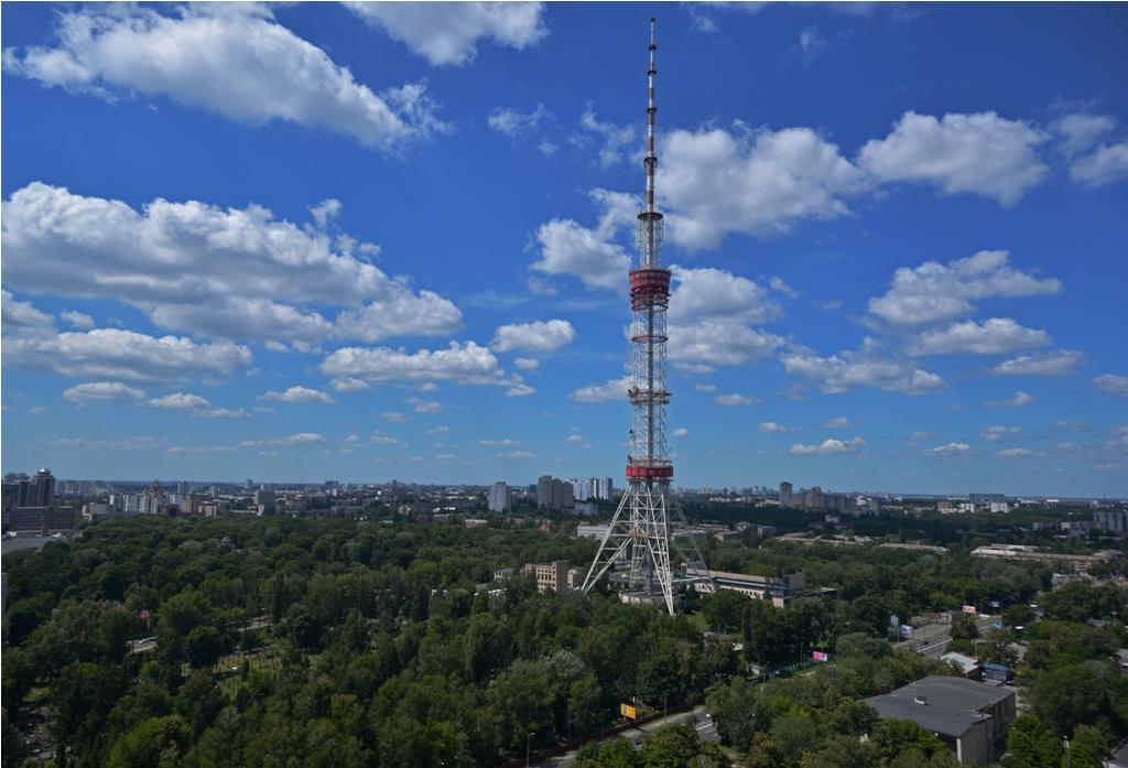 Киевская телевышка