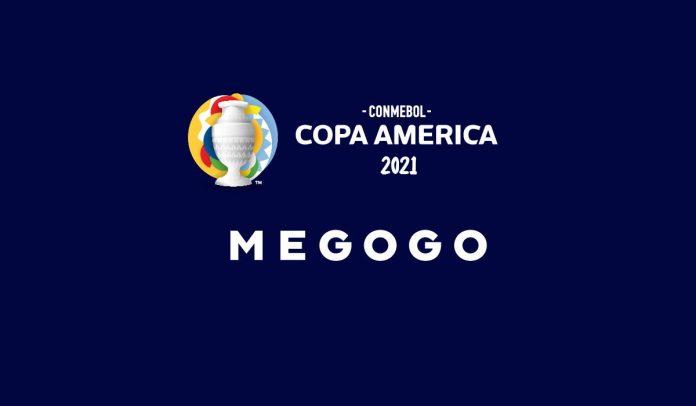 Copa America MEGOGO