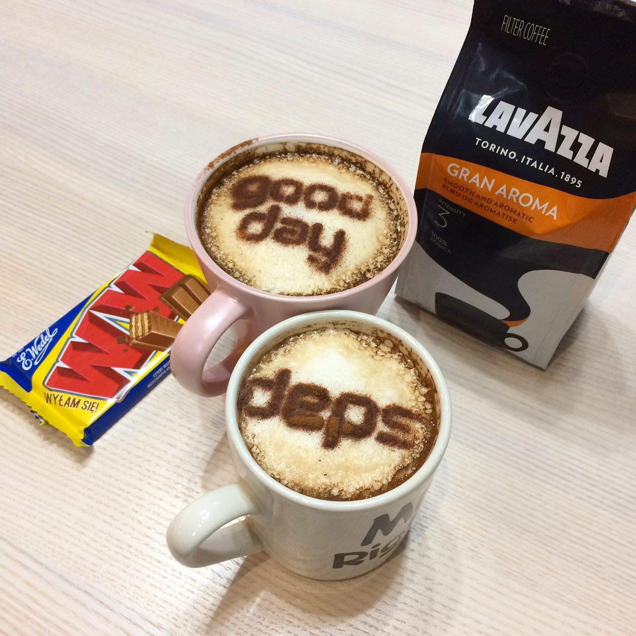 Кофе Good Day Deps