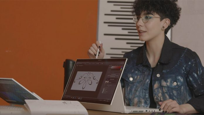 Ноутбук для графического дизайна
