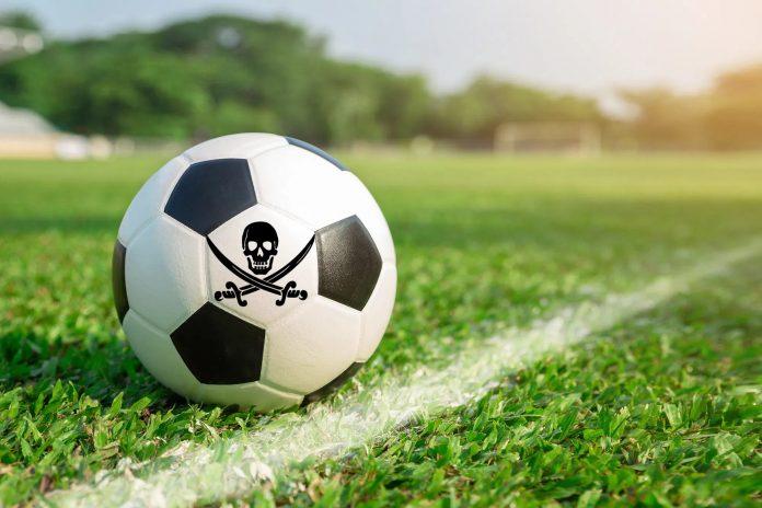 Пиратство и футбол