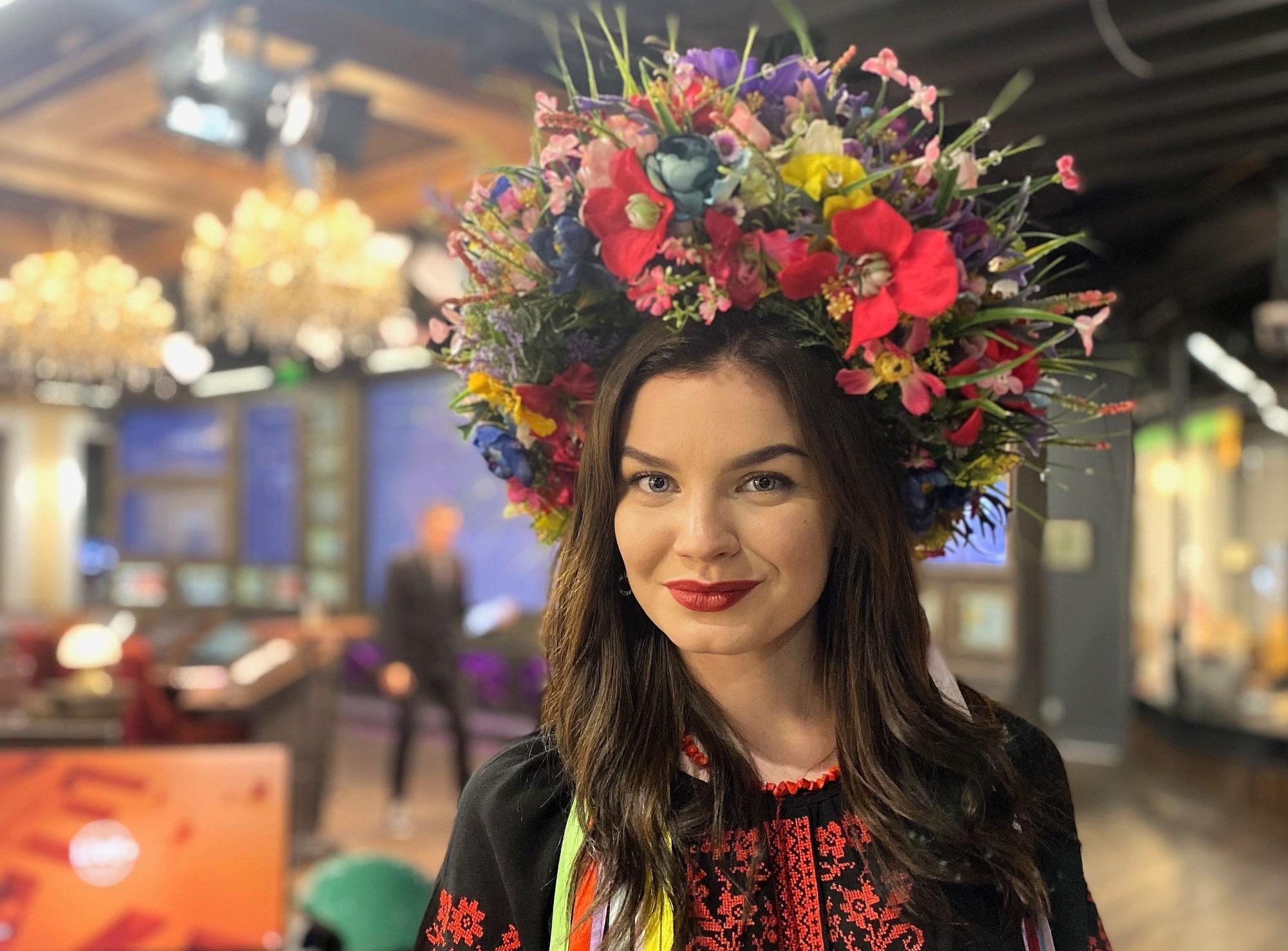 Журналист KYIV.LIVE Валерия Лобач