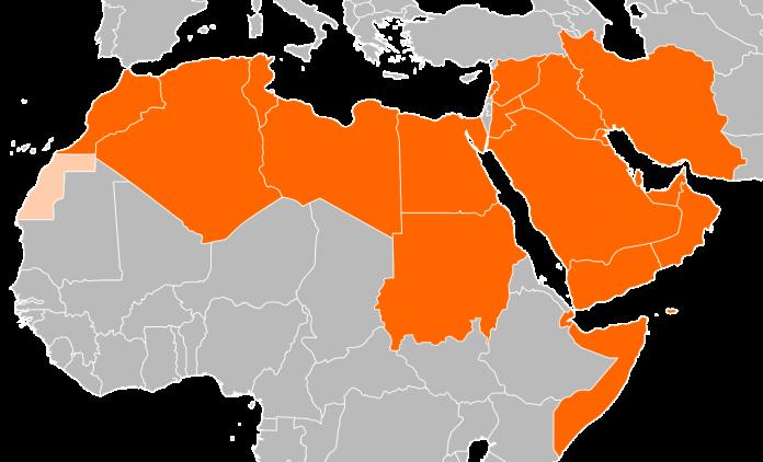 Регион MENA