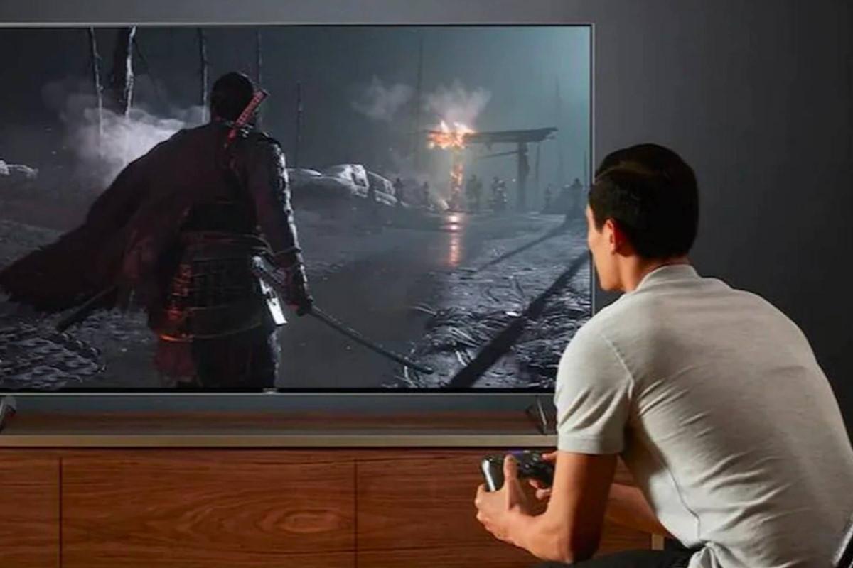 Телевизор для PlayStation 5
