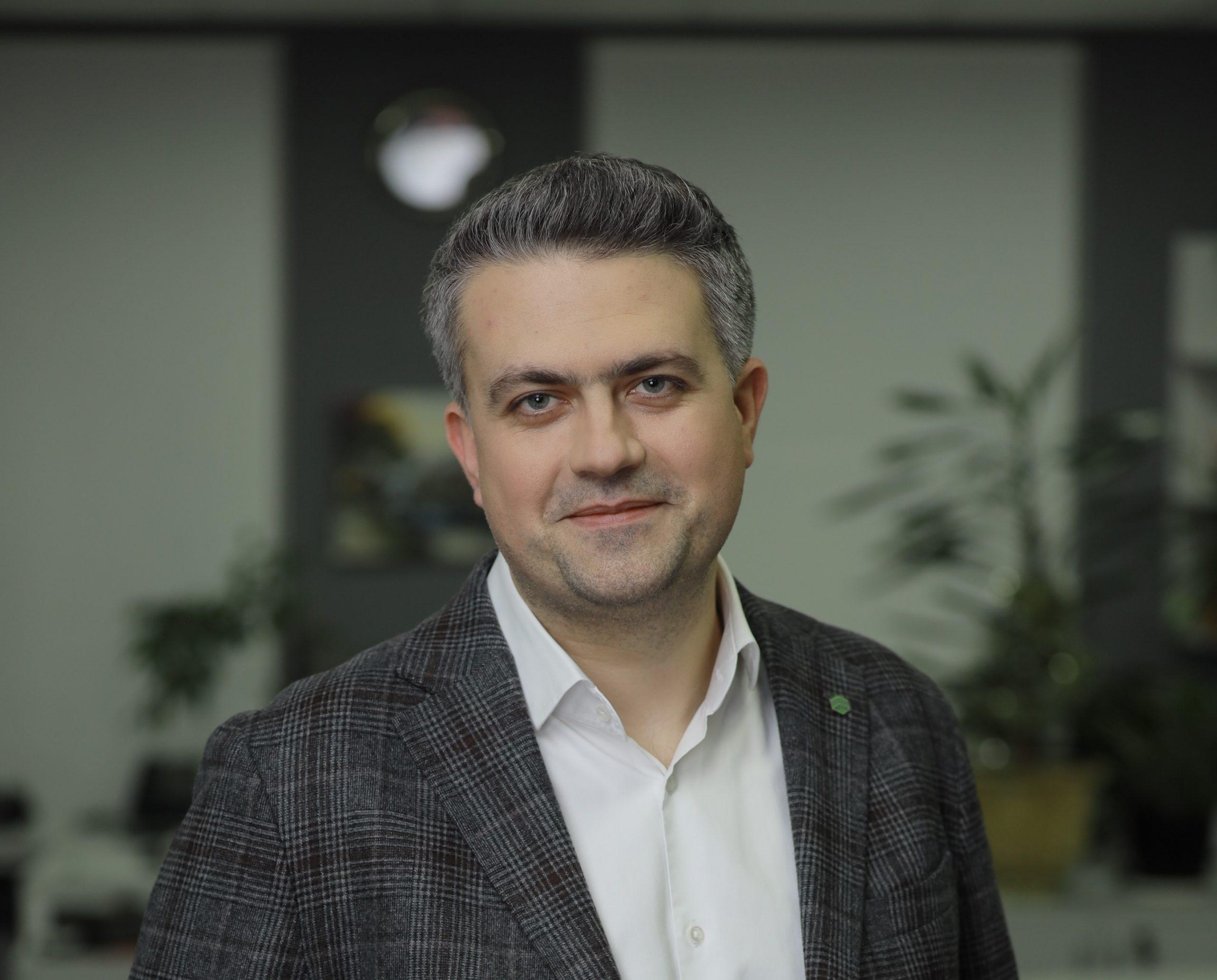 Вячеслав Миенко, руководитель Инициативы Чистое небо
